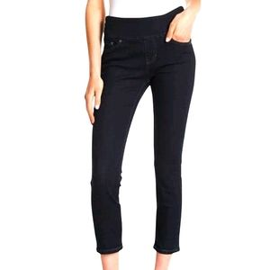 Jag High Rise Ankle Pull-On Jeans Size Blue 4/27